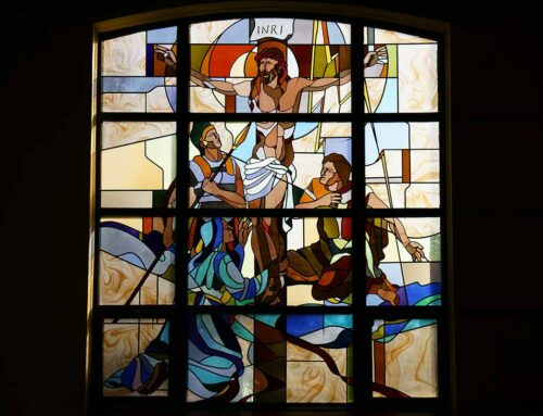 New Ecclesiastical: Holy Rosary Catholic Church – North Mankato, MN