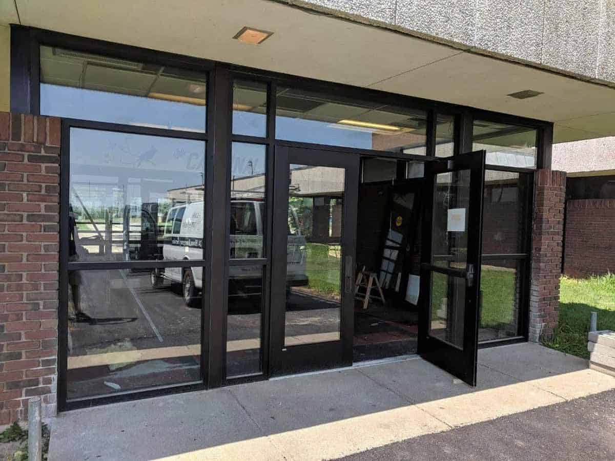 Commercial Architectural Windows Doors 012