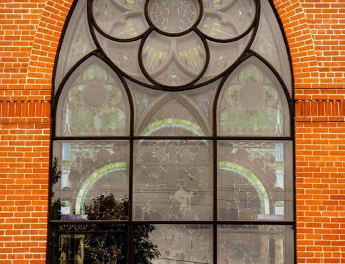 New Protective Covering & Major Frame Repair – Saint Joseph's Catholic Church – Athens, WI